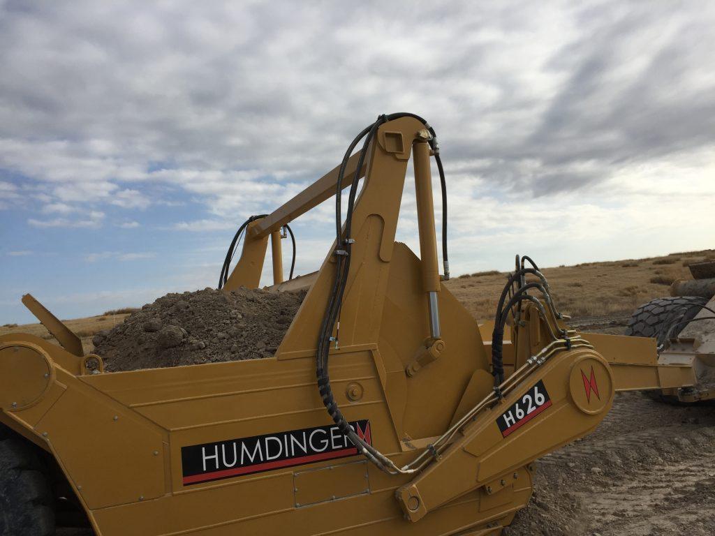 H626 HUMDINGER PULL SCRAPER2020 MODELS